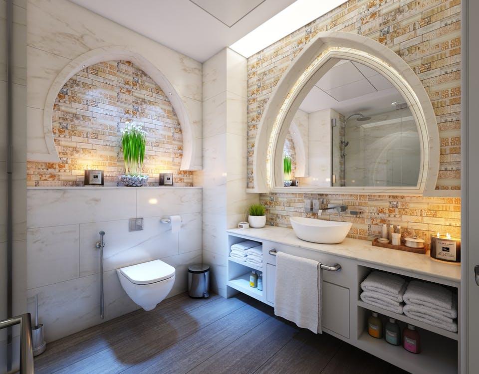 bathroom how to make a new house feel like home