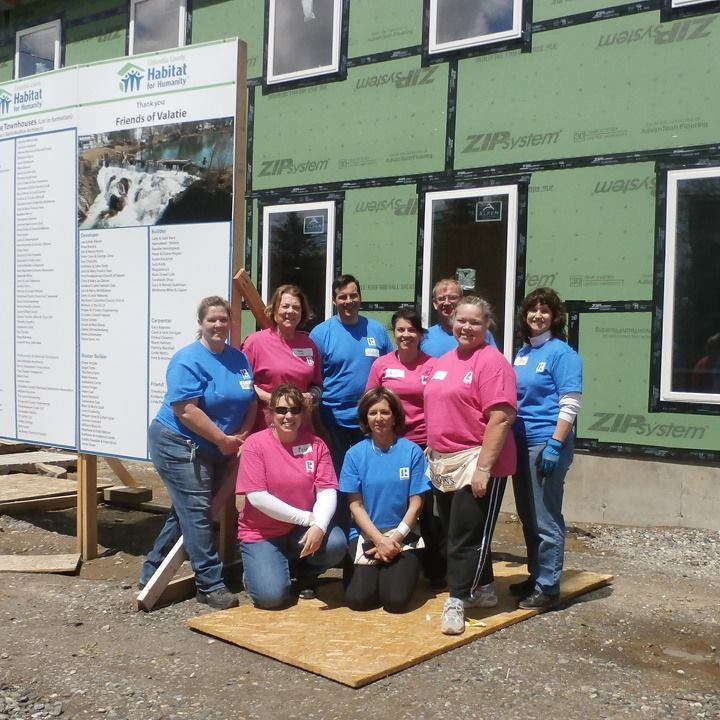 CGBR Helps Families Reach Homeownership Dream at Habitat for Humanity Build