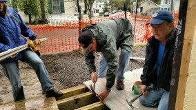 Habitat Build 2017 CGBR