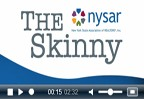 The Skinny: A Market Data Video From NYSAR