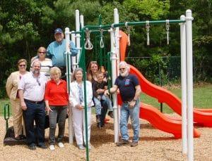 copake playground grant