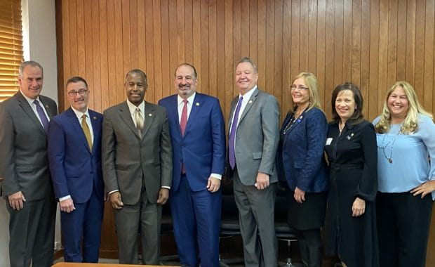 NAR LEadership with Ben Carson